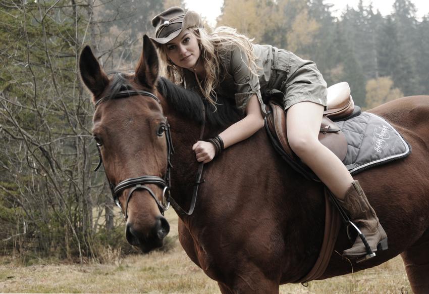 Cowboy Girl III