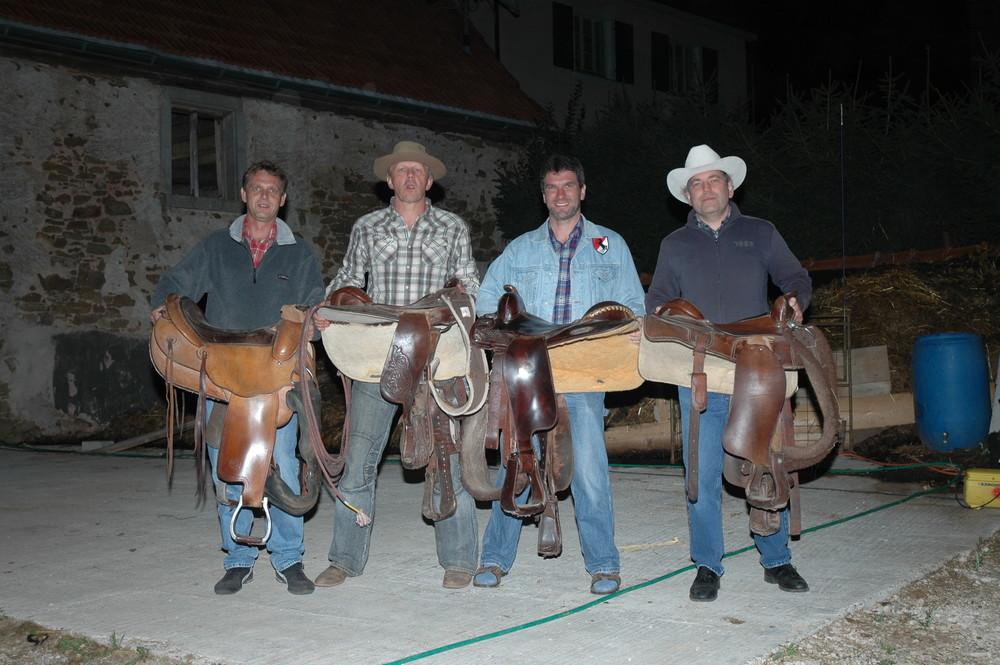 Cowboy`s in Mittelfranken