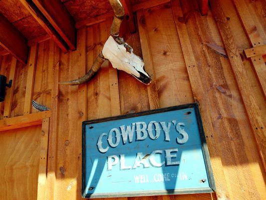 Cowboy`s place