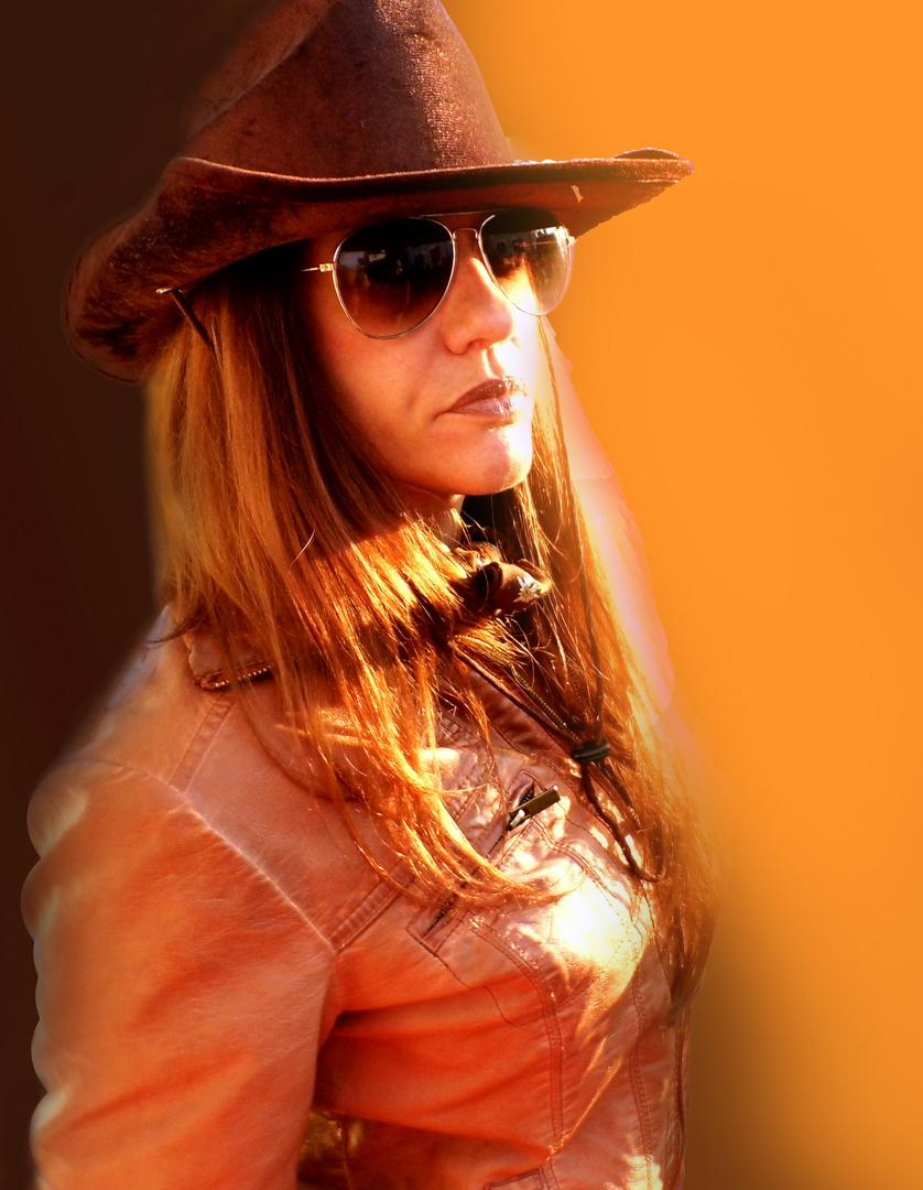 Cowgirl ;-)