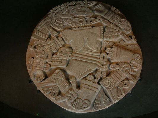 Coyolxauhqui - Die Mondgöttin