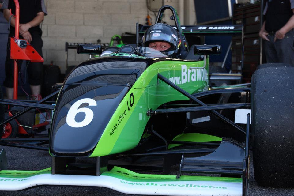 CR Racing Team in Dijon