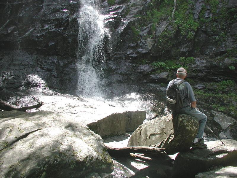 Crabtree Falls Meditation