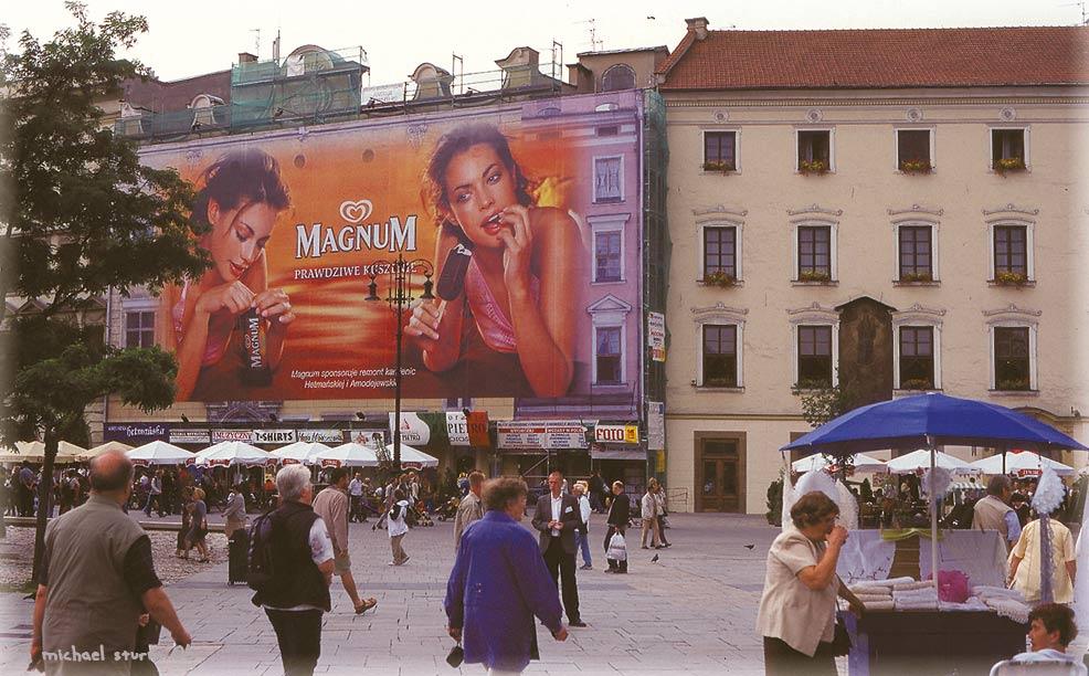 Cracow - Kontraste