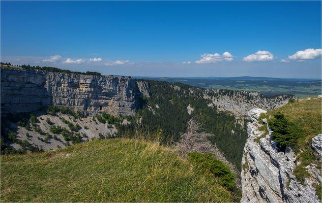 Cran Canyon der Schweiz...