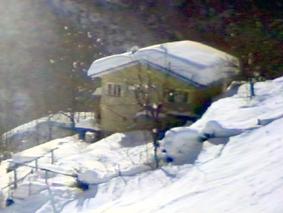 Crana in Valle Onsernone [Svizzera, Canton Ticino] in Inverno; foto di Sartori, Vittorio Crana