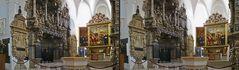Cranachsches Altarbild, Weimar (3D)