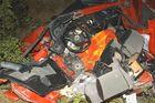 Crash in Thüringen