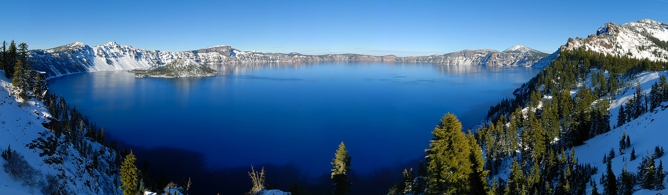 Crater Lake - Panorama