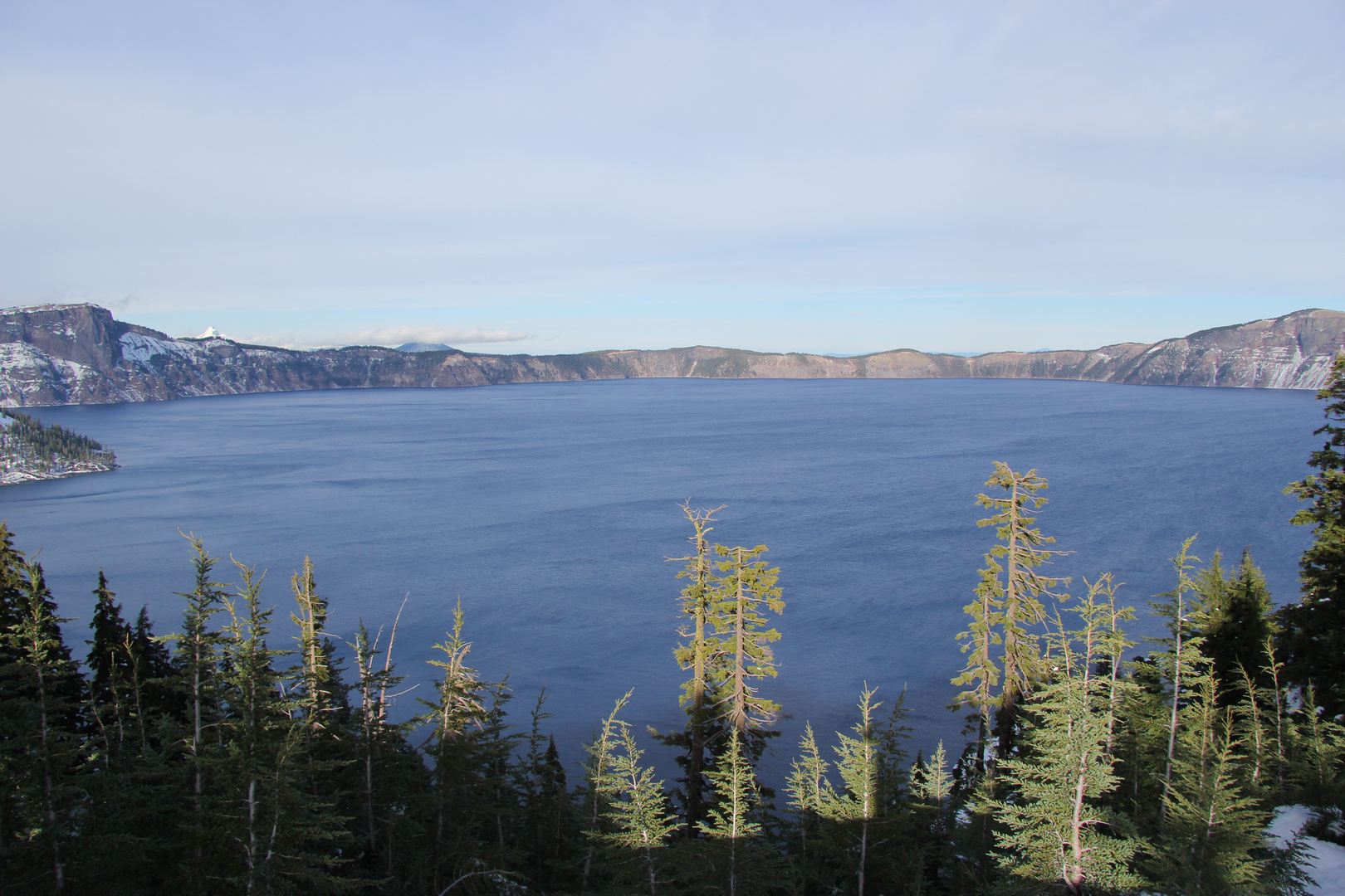 Crater Lake, Southern Oregon, USA