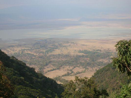 Cratère de N'gorongoro