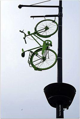 Crazy bike