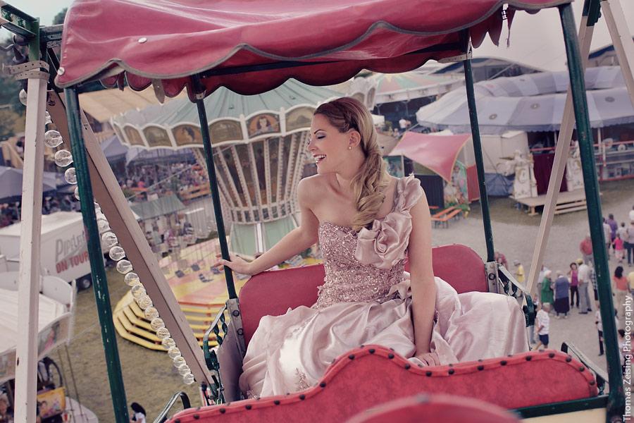 Crazy Carousel