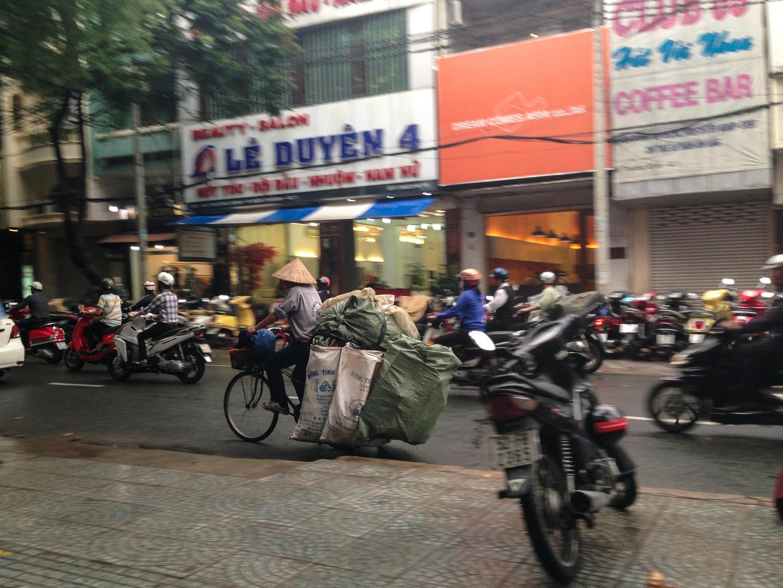 Crazy Ho Chi Minh City