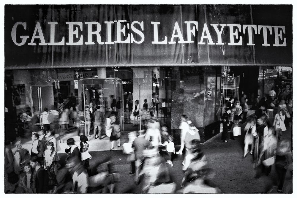 Crazy Lafayette