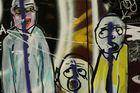 Creacion expressionista del grafitti