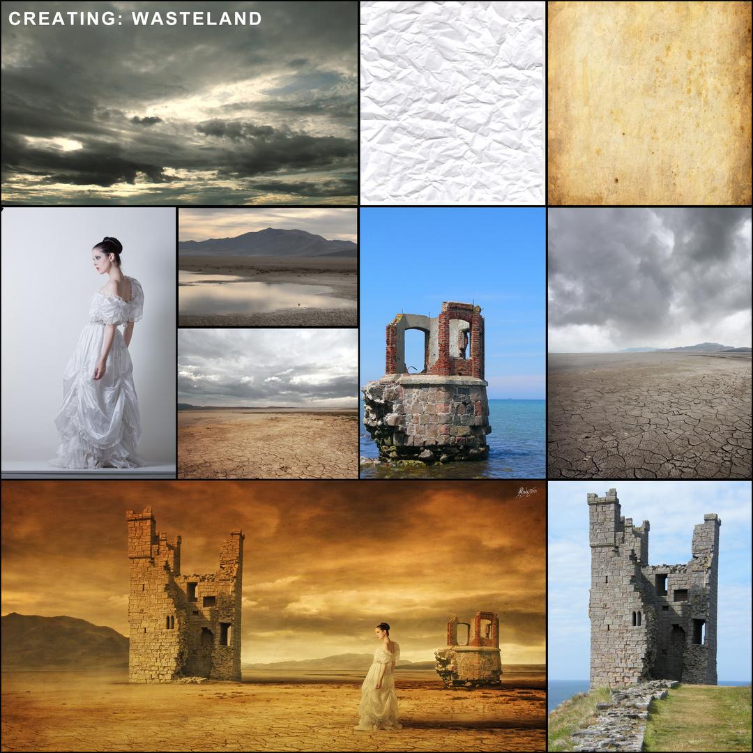Creating: Wasteland