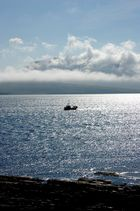 Creel Boat In Hoy Sound,Orkney