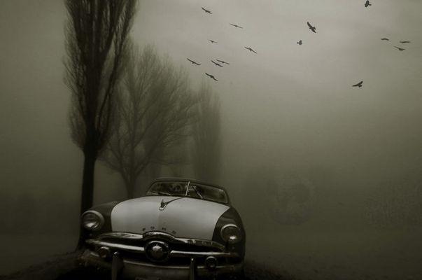creepy drive
