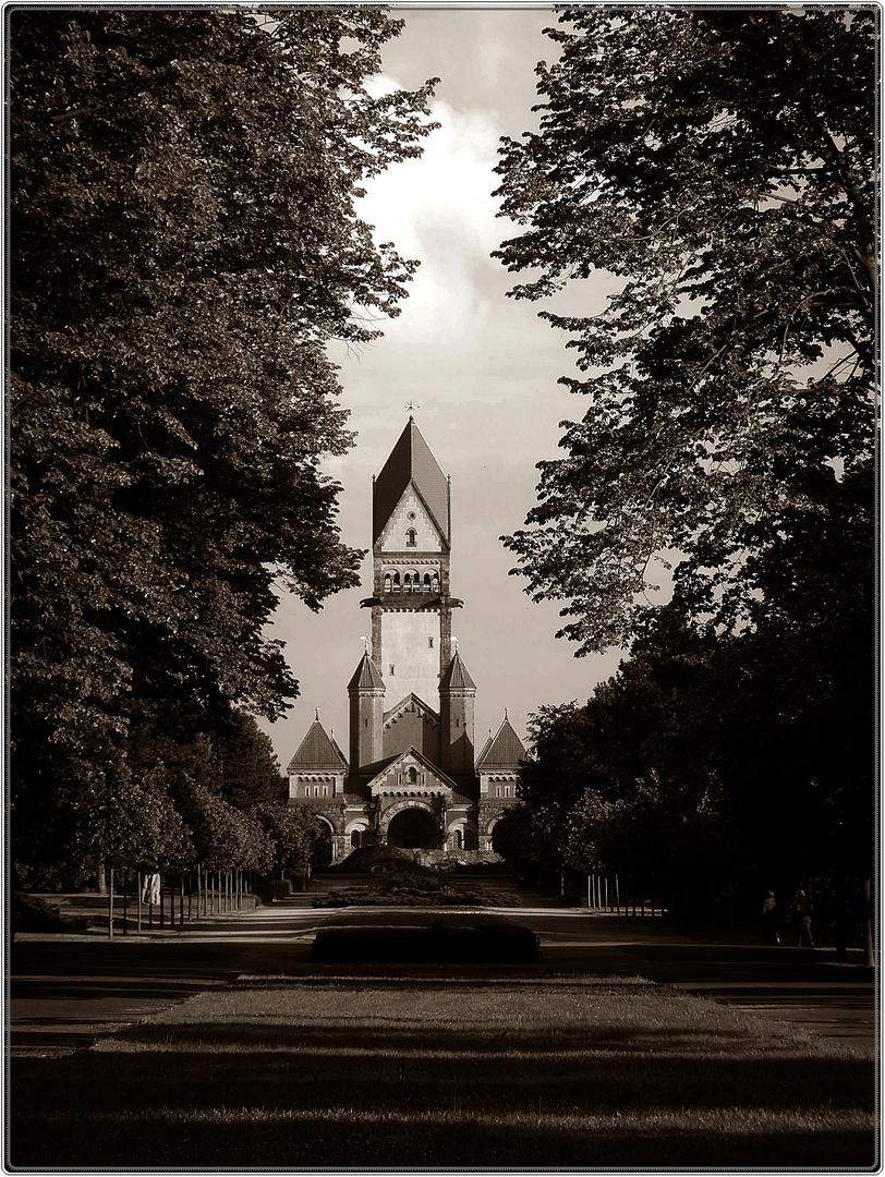 Crematorium Südfriedhof