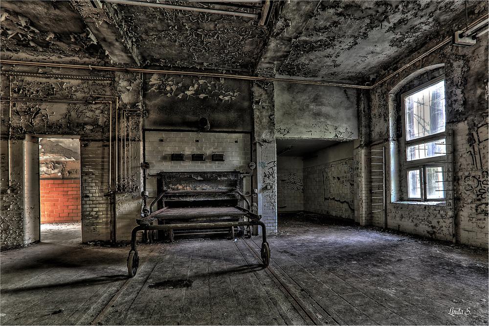 crematory?