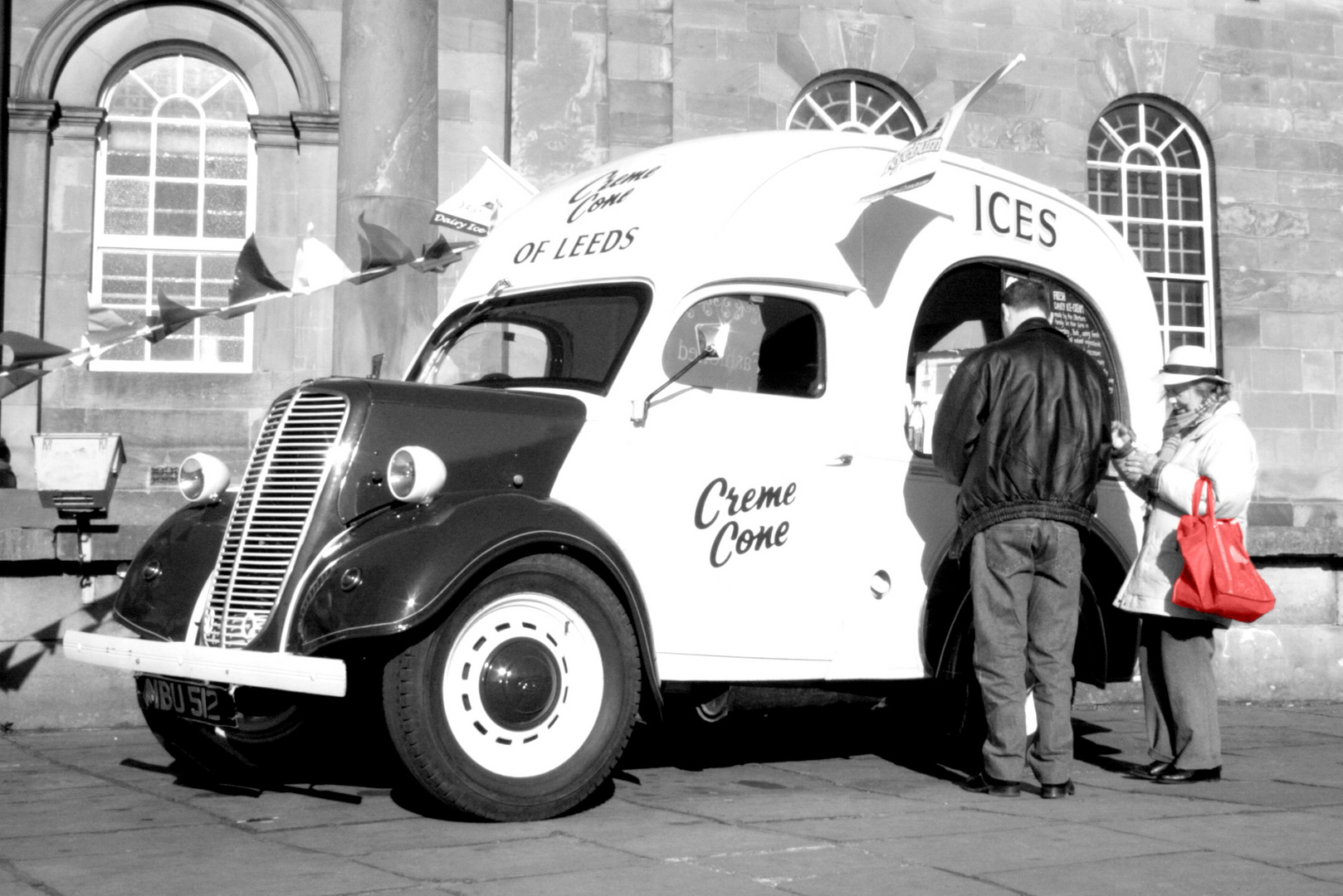 Creme Cone of Leeds