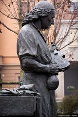 Cremona, monumento al liutaio