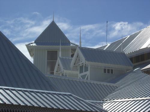 creol architecture