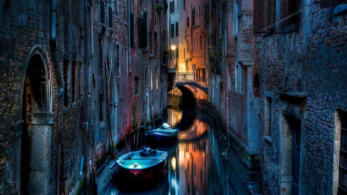crepuscolo - Venezia