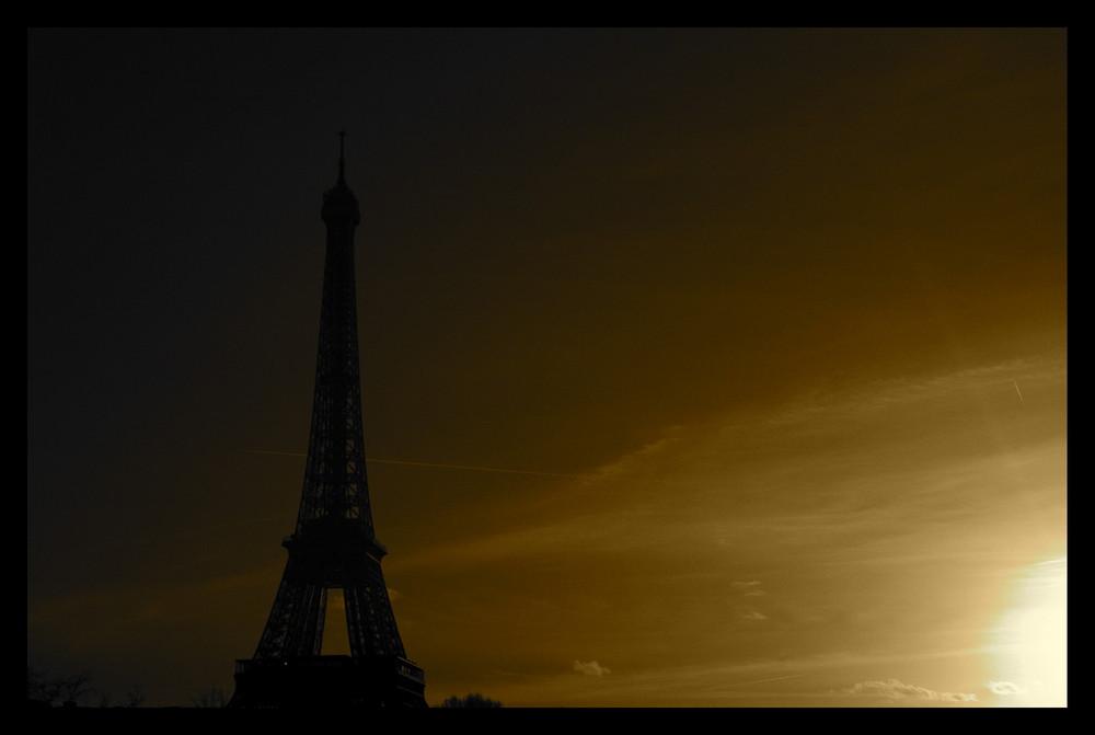 Crépuscule Eiffelien