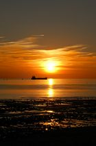 Crépuscule sur Le Havre