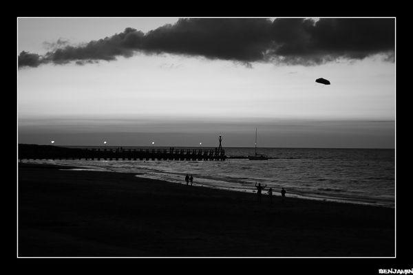 Crépuscule-sur-mer