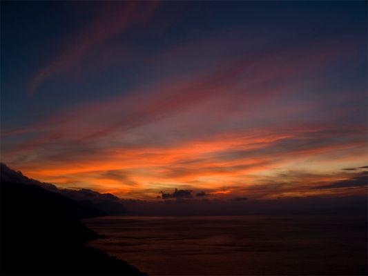 Crepúsculo. Calendario 2010.
