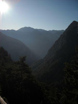 Crete - Gorges de Samaria