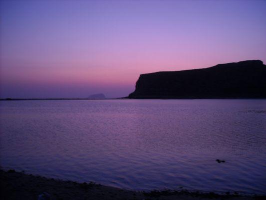 Crete - presqu'île de kissamos - Baie de Gramvoussa
