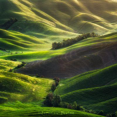 Crete Senese/Tuscany