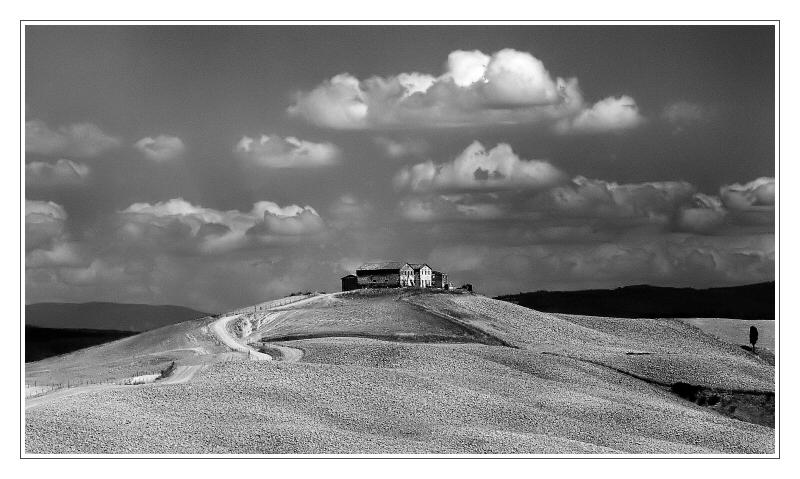 Crete-Toskana Sommer 2003 s/w-Variation