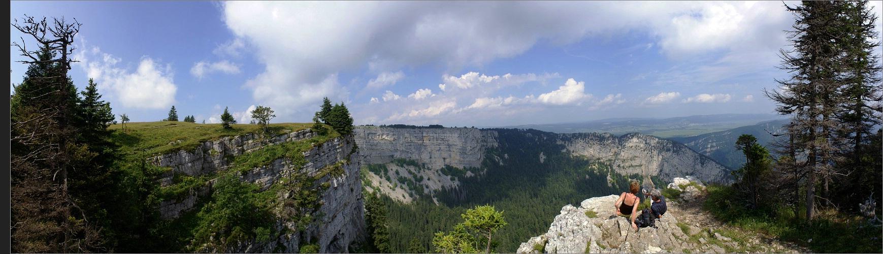Creux du Van - Panorama II