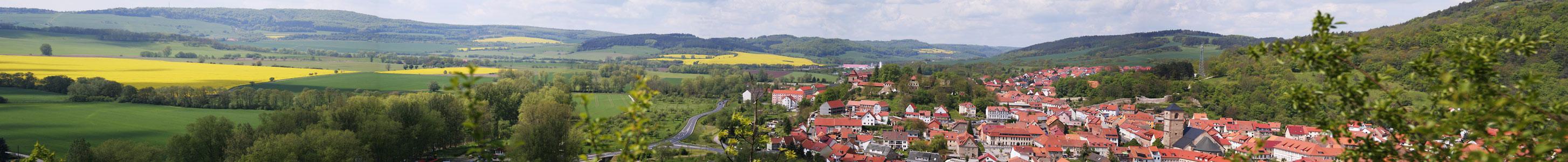 Creuzburg-Thüringen (Farbe)