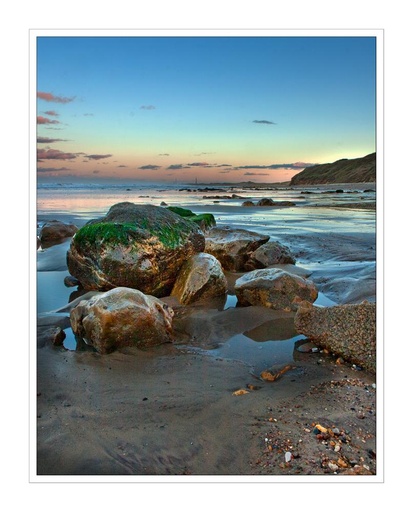 Crimdon beach