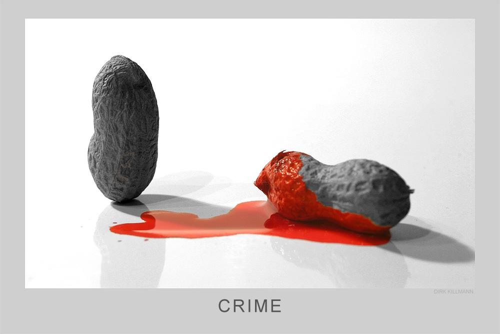 Crime in Black an White