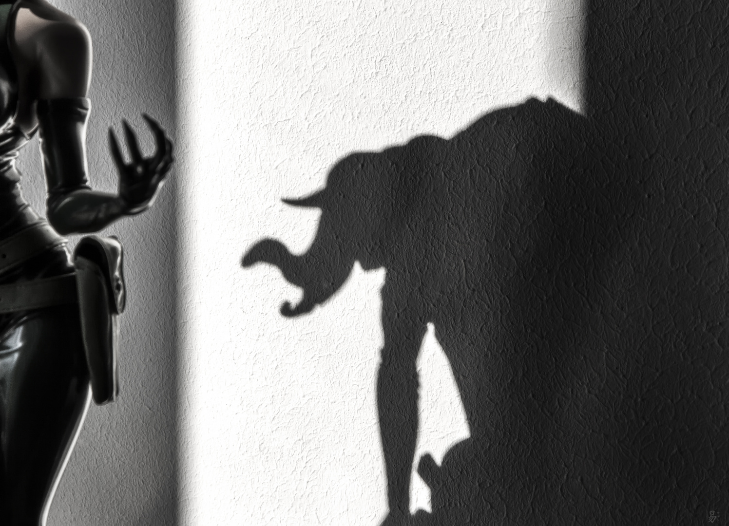 crime scene shadow