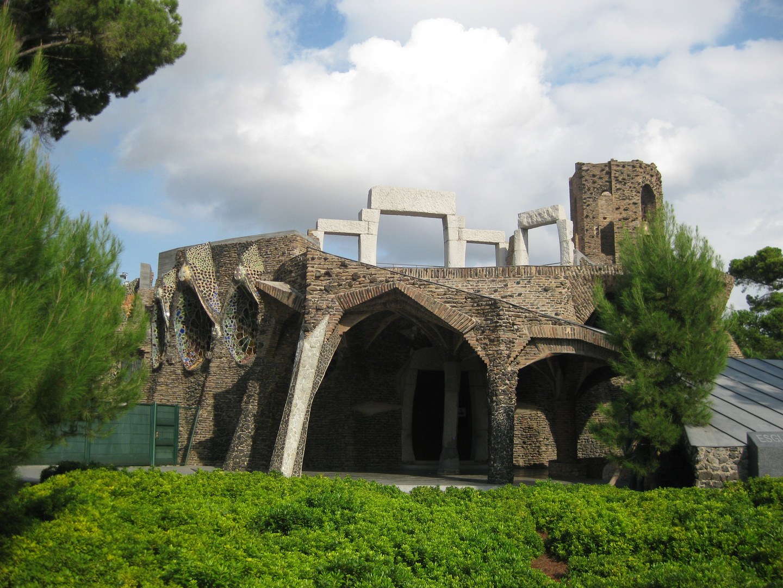 Cripta Gaudi.