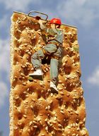 """Crispbread-Climbing"" - die neue Fun-Sportart"