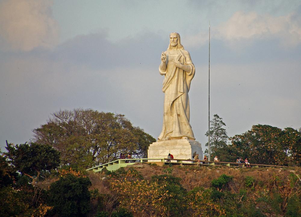 ..Cristo de La Habana..