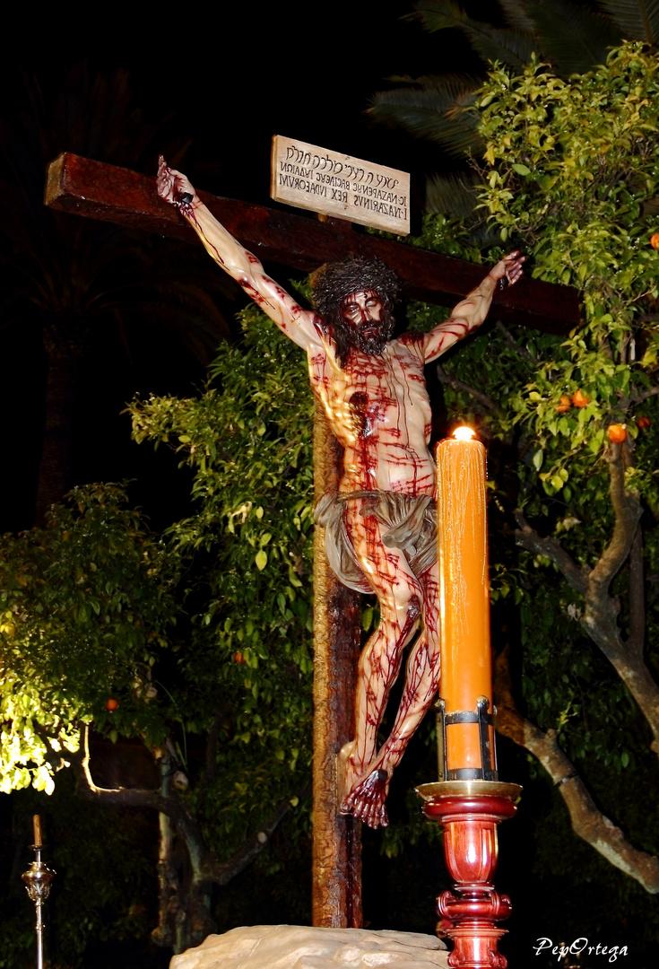 Cristo de la Hermandad Universitaria de Córdoba