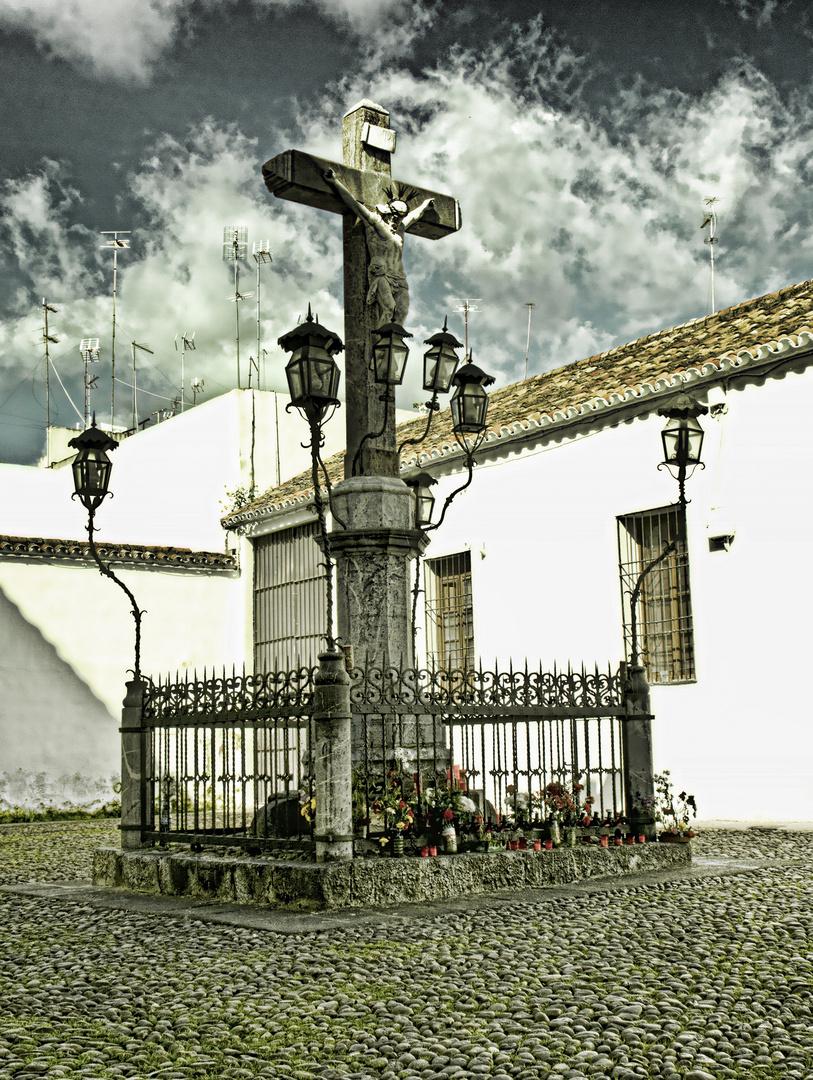 Cristo de los Faroles. Córdoba