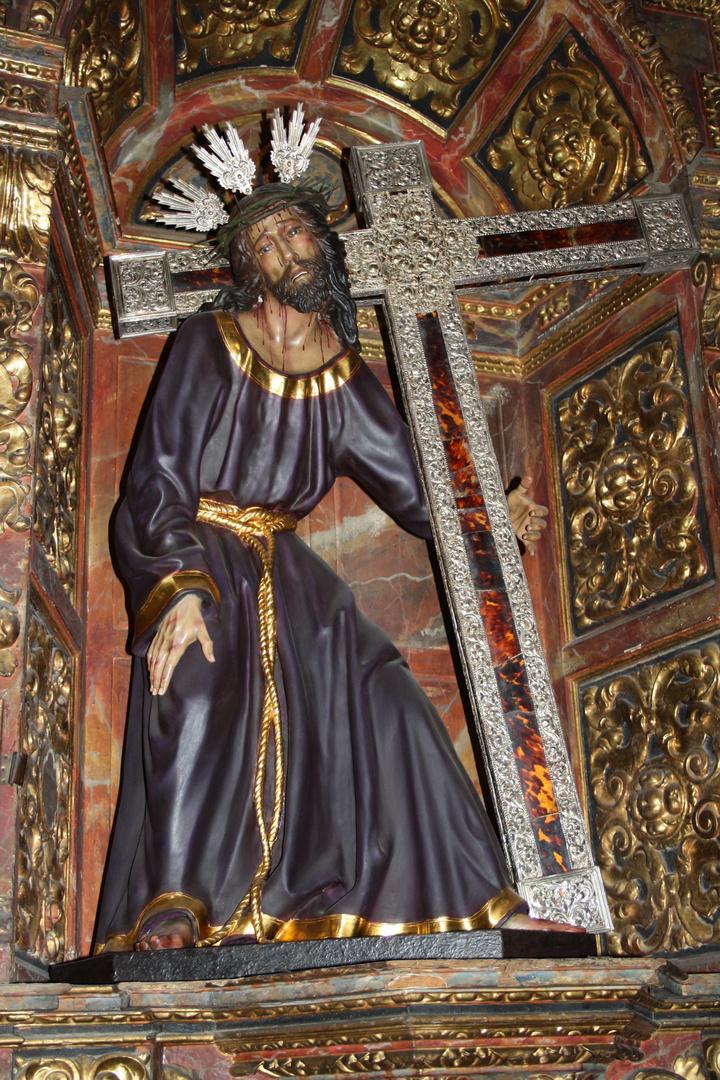 Cristo en Sevilla