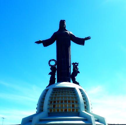 ''Cristo Rey'' Cerro del Cubilete Guanajuato, Mexico