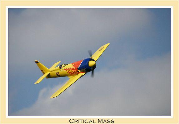 Critical Mass (Modellflugzeug)